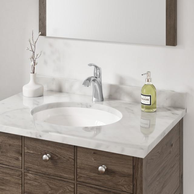 10 x13 x7 porcelain oval undermount bathroom vanity sink white