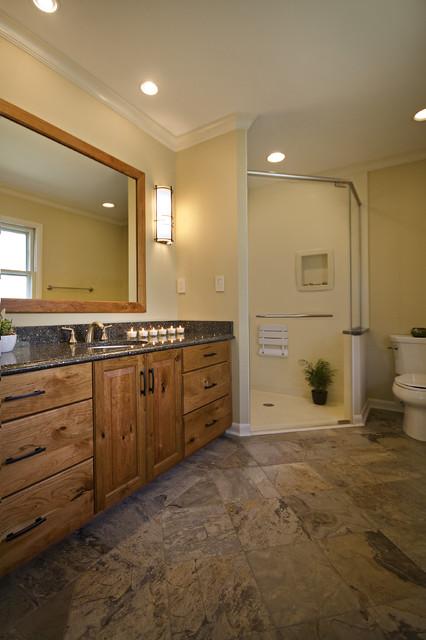 Bathroom Wall Accents