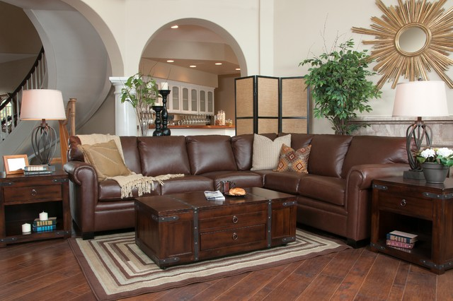 Avery Traditional Living Room San Diego By Jerome