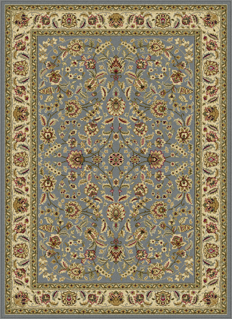 Tayse Tayse Laguna 5076 Blue Beige Rug Amp Reviews Houzz