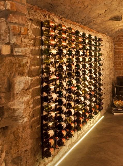 Wine Cellar Rustic Wine Cellar Minneapolis By INVIEW Interior Design