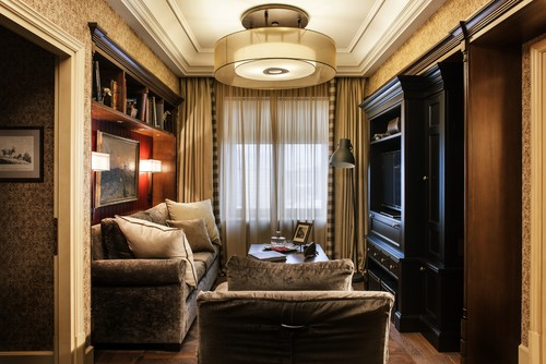 Apartment on the Embankment in Moscow 01