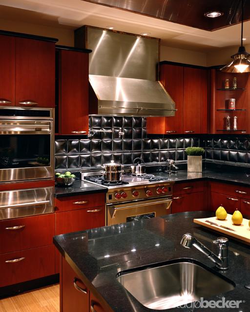 Chef Kitchen Contemporary San Francisco Studio