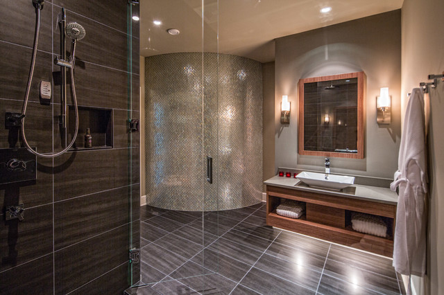 white rock residence - contemporary - bathroom - vancouver - by