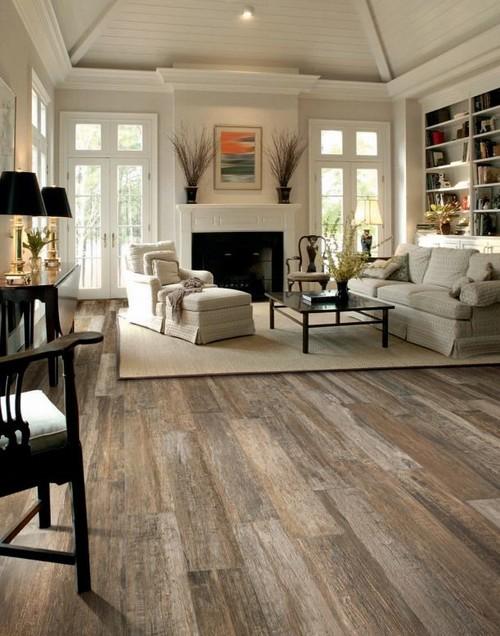 wood vs tile vs carpet