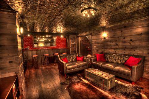 Speakeasy Home Bar