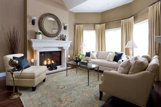 Jane Lockhart Formal Living Room Traditional Living Room Toronto By Jane Lockhart