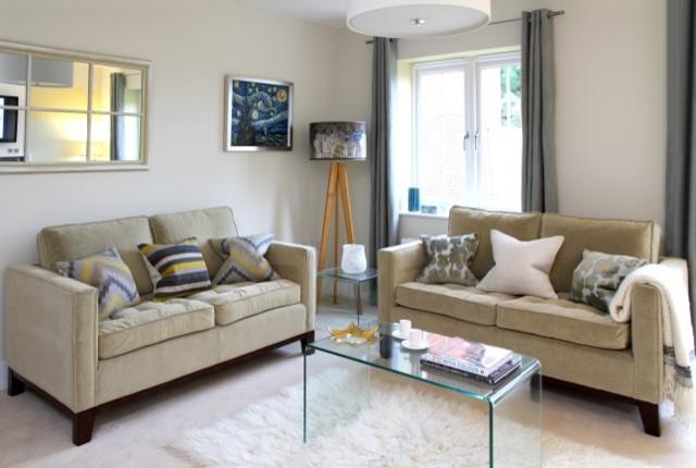 Ordinary Living Room Show Homes Ideas Home Design Part 52