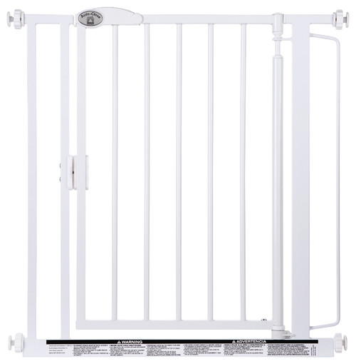 Auto-Close Metal Gate