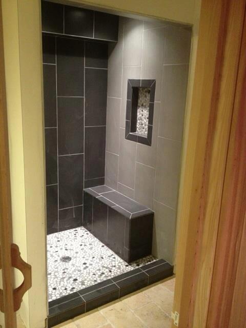 Modern Steam Shower - Contemporary - Bathroom - Detroit ...