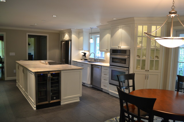Boxwood Road Bedford Kitchen Transitional Other