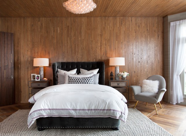 Austin Cater Home contemporary-bedroom