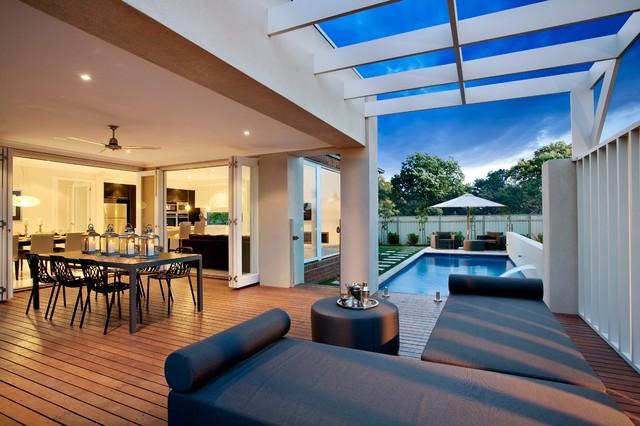 Patio landscape architecture design melbourne. decoracion de ...