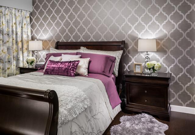 wallpaper for bedroom | houzz