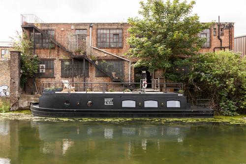 Bert and May Barge