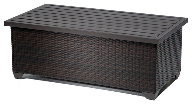 barbados storage coffee table