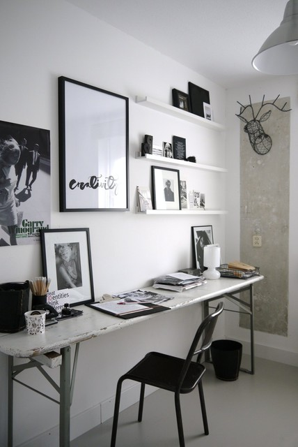 Studio industrial-home-office