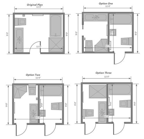 Bathroom Designs 5 X 9