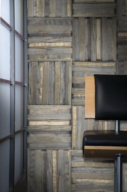 Garrett Leather Wall Panels Amp Wall Tiles Modern Entry
