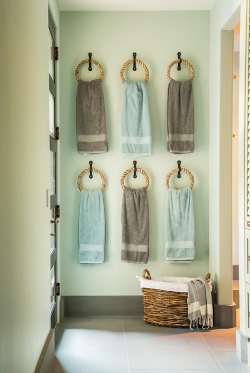 towel rack ideas sensible stylish