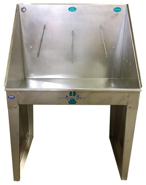 dog wash utility sink ada compliant 36 left drain