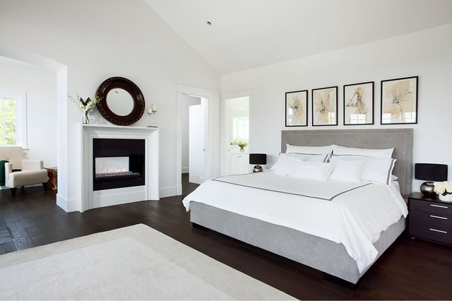 Highpoint Langley Residence contemporary-bedroom