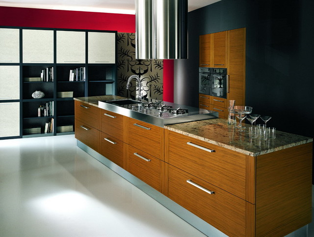 SAN DIEGO CONTEMPORARY KITCHEN DESIGN AND CABINETS