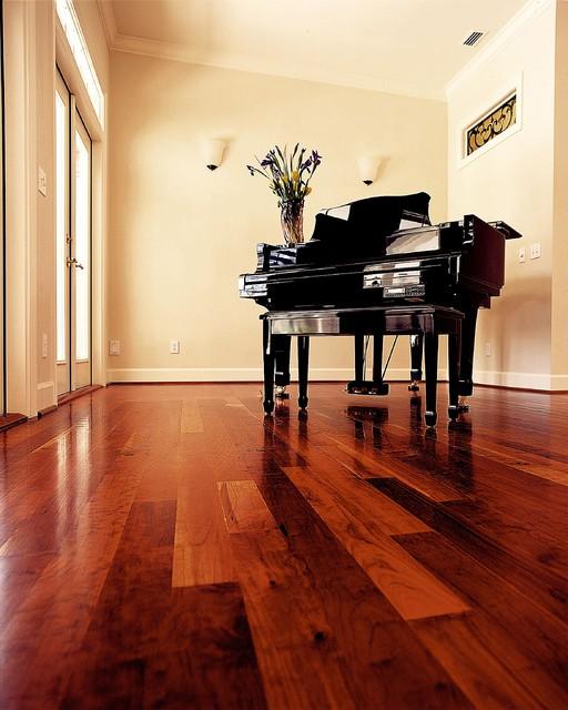 Sàn gỗ Giáng Hương và màu sắc độc đáo