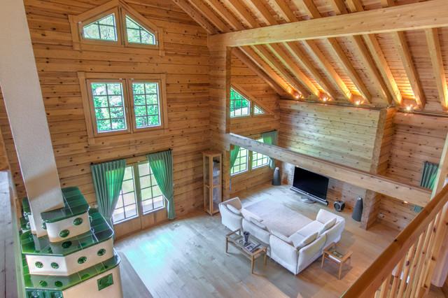 Rustikal Modern Wohnzimmer Wohnzimmer Im Landhausstil