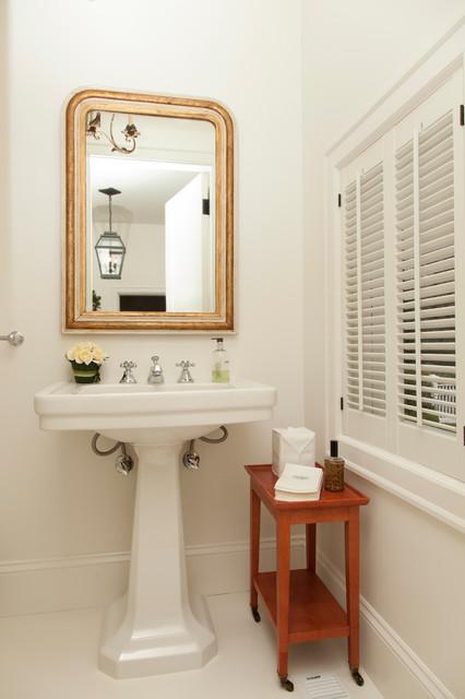Gretchen Traditional Bathroom Portland By Whitney