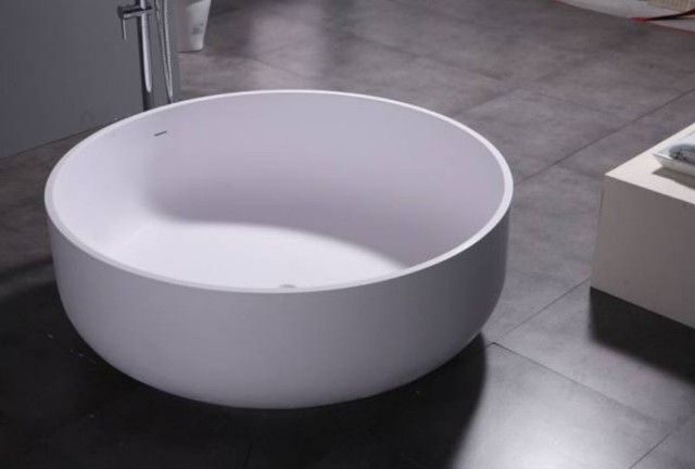Oceanus Luxury Modern Round Bathtub 53