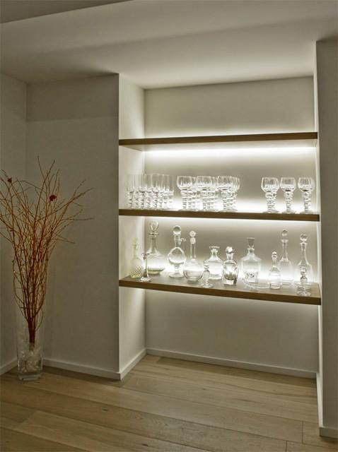 Led Bookcase Lighting