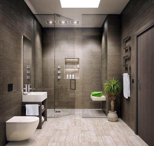 le bijou studio apartment - modern - bathroom - other - by le bijou