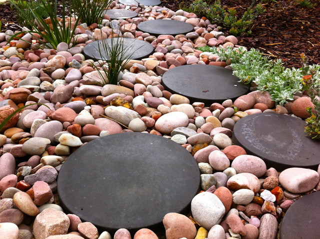 Decorative Garden Stones Perth Container Gardening Ideas