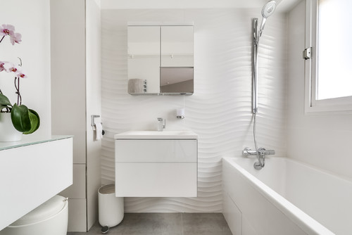 And Essential Fixtures To Employing A Few Clever Visual Tricks You Can Use Some Or All Of These Tips To Make Your Bathroom Appear Twice As Large