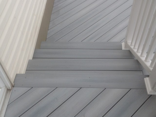 Fiberon Decking Castle Gray