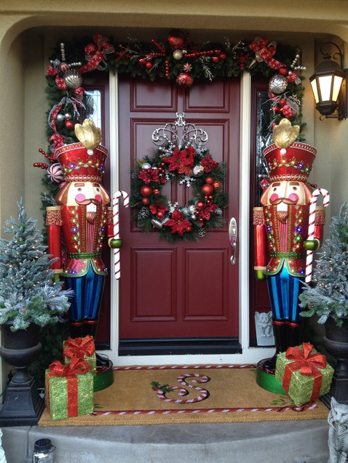 Holiday Decor- Christmas 3 Los Altos Glamour