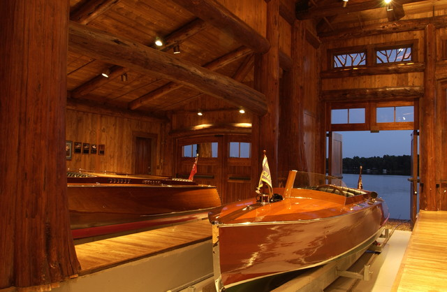 Boat Garage Traditional Minneapolis By Marie Meko Allied ASID