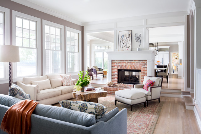 Fair Haven transitional-living-room