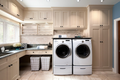 NKBA Award-Winning Laundry Room