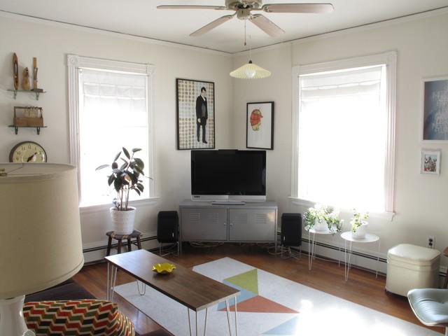 Living Room Towards Windows