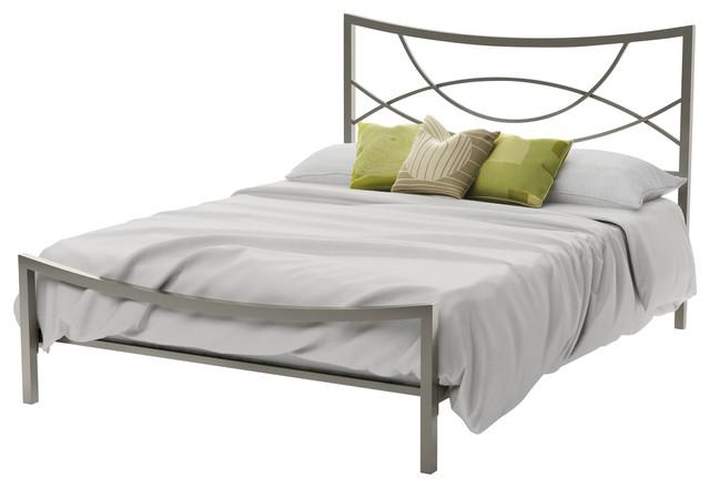 Equinox Metal Bed