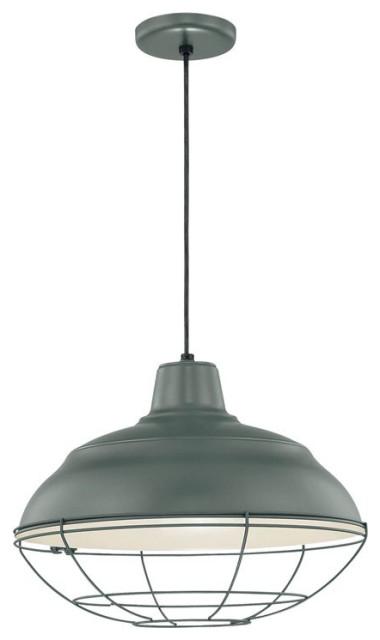 millennium lighting 9 25 1 light transitional metal pendant satin green