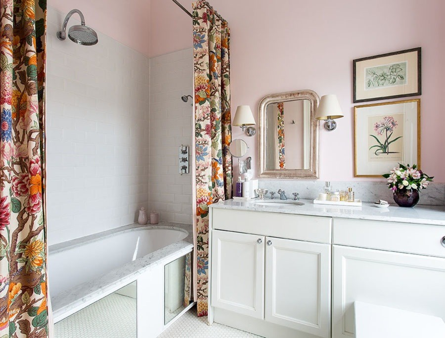 over bath shower look beautiful