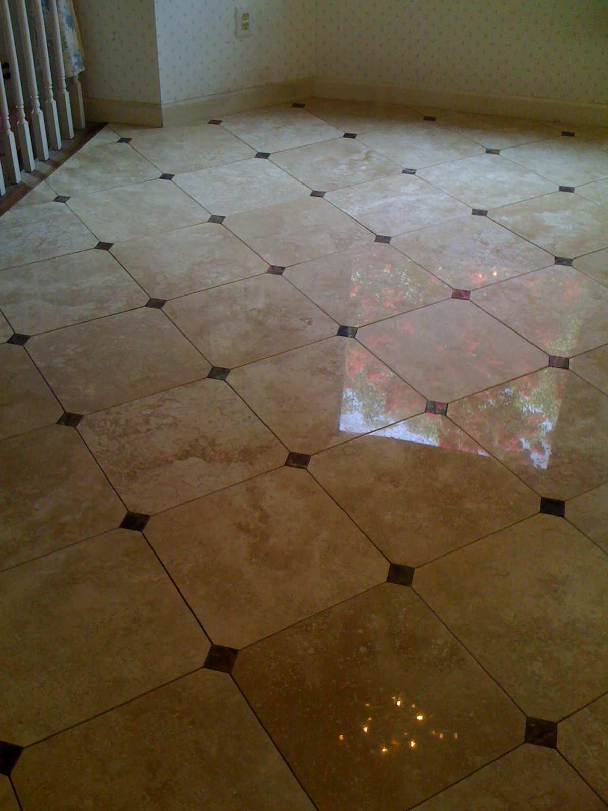 diamond pattern floor tile houzz