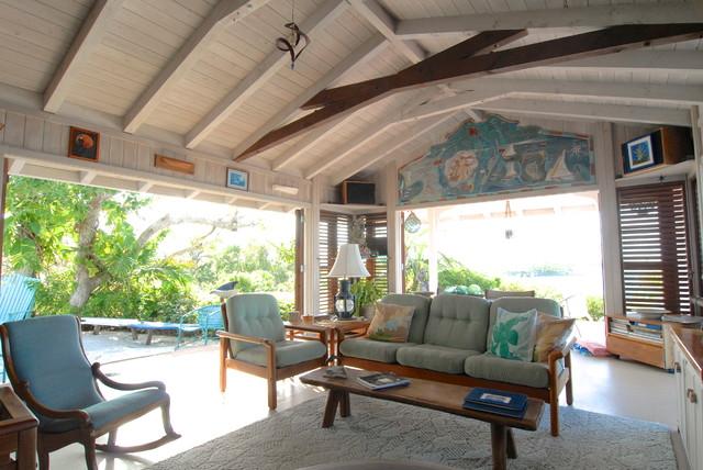 Bahamian Open House