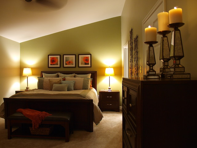 Wilmington Residence Traditional Bedroom