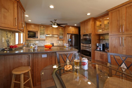 Ranch Home Kitchen Remodel Contemporary