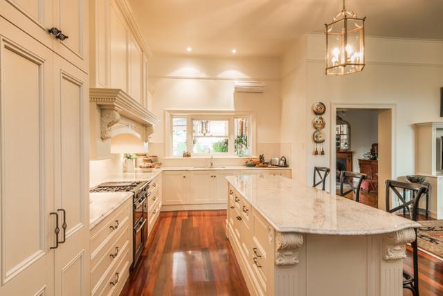 L Shaped Kitchen Designs Island