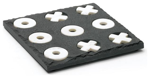 Bar Stools Black White Checkers
